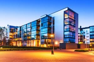 Verwaltung von Gewerbeimmobilien